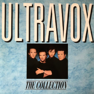 Ultravox - The Collection (LP) (EX/VG+) (1)